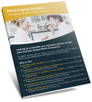pmta program delivery leaflet